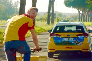Wrap Car con  Ivan Zaytsev